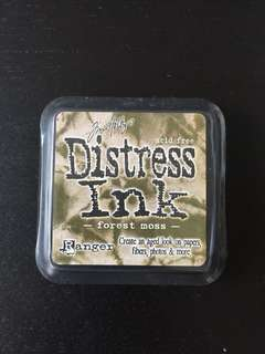 Tim Holts Forest Moss Full Size Distress Ink pad