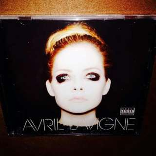Avril Lavigne	-	Avril Lavigne (Self-Titled CD, 2013)