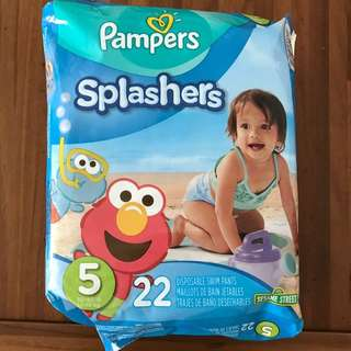 Pampers Disposable Swimming Diapers