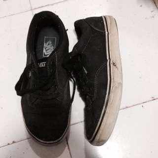 AUTH VANS CLASSIC BLACK