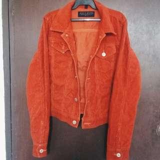 Juicy jeans orange maong jacket
