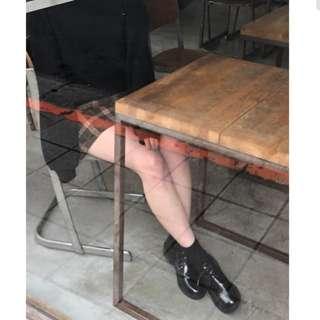 氣質黑鞋 不磨腳♥#換季五折