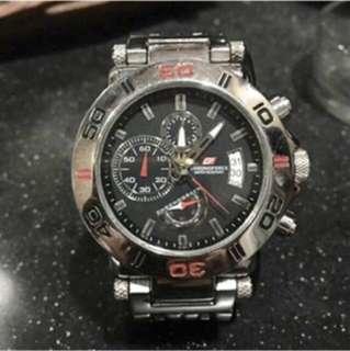 Limited Edition ChronoForce Honda Moto GP Chronograph Quartz Watch (46mm)