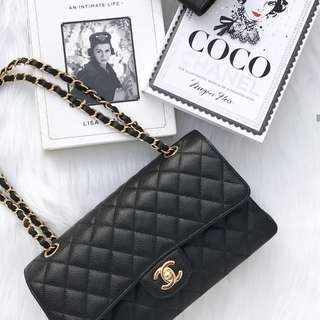 Chanel Classic Jumbo Double Flap Bag