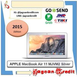 Apple MacBook Air 11 MJVM2 Silver - Kredit Free 1x & Bisa Cash
