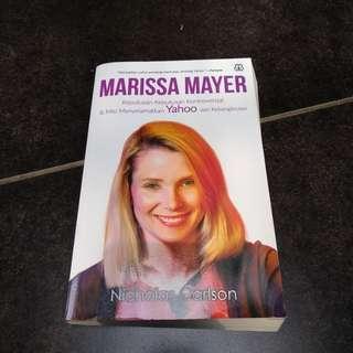 Biografi Marissa Meyer