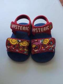 Hysteric mini 涼鞋