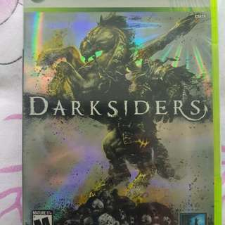 Xbox 360 Game - Darksiders (Rated M 17+)