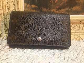 Wallet cards coins zippy Louis Vuitton