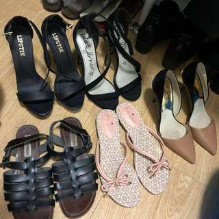Women's 6-6.5 designer shoes