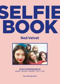 RED VELVET-Selfie Book
