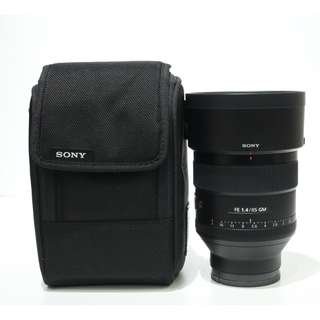Sony FE 85mm F1.4 GM