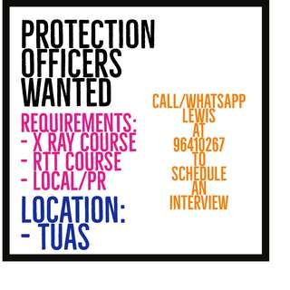 Protection Officer