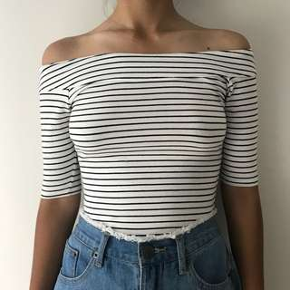off-shoulder - glassons