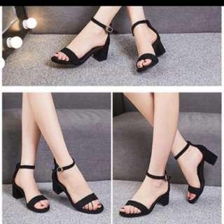 Brand new minimalist heels