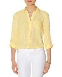 Light yellow shirt 💛