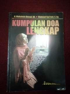 Buku Doa Legngkap
