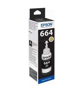 Epson Black Ink 664