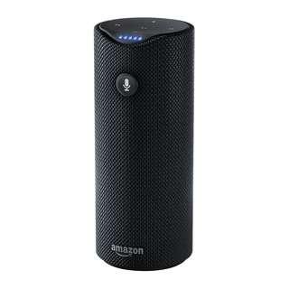 Amazon - Amazon Tap Portable Bluetooth and Wi-Fi Speaker - Black