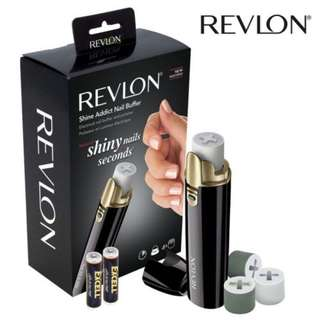 Revlon Nail Buffer and Polisher With 8 Rollers