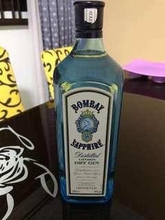 Bombay Sapphire 1 liter