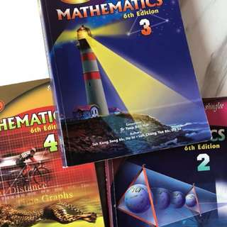 Mathematics textbook secondary