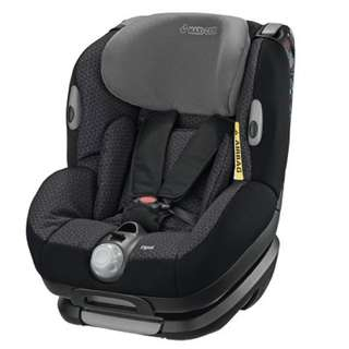 Maxi cosi opal car seat for rent / sewa