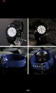Military Watch Waterproof canvass