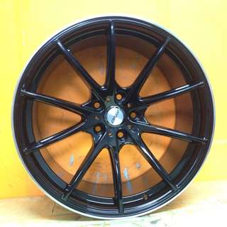 19 inch SPORT RIM VOLK RACING G25 RAYS WHEELS