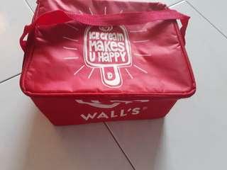 Wall's cooler bag