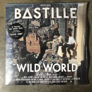Bastille Vinyl 'Wild World'
