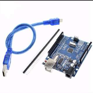 Arduino UNO R3 Development Board With Cable