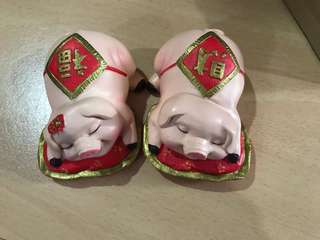 Piggy Figurines