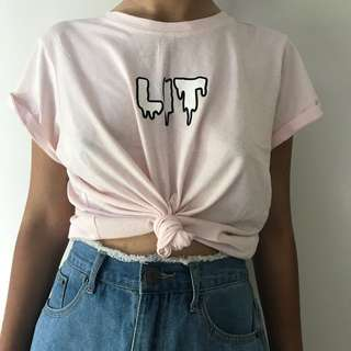 graphic tee - supre