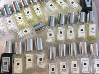 Jo Malone 9ml minis *Special deal*