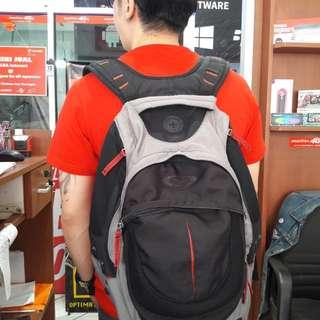 Tas Ransel Oakley ORIGINAL Ipod edition Backpack