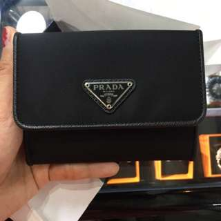Prada 女裝銀包 women wallet
