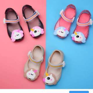 Unicorn kids shoes