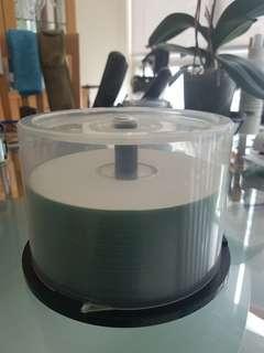 TDK blank data discs 700 mb