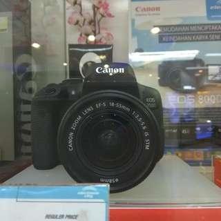 Canon Eos 1300D Dp 0% Cukup Admin 199.000 Cicilan Tanpa CC