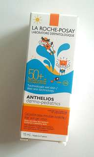 Anthelios dermo-pediatrics wet skin gel lotion