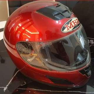 MHR Fullface Helmet