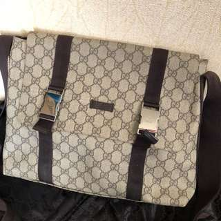 Gucci bag PVC coating手袋