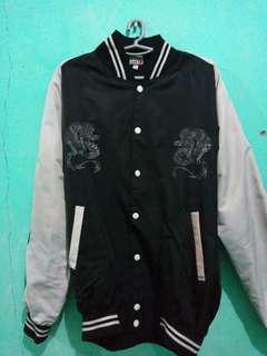 Jacket Sukajan Black