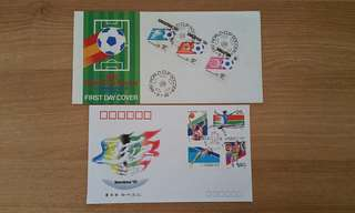 First Day Cover (1983, 1992)