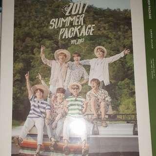 BTS SUMMER PACKAGE SEALED