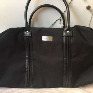 Zegna travel bag - nylon