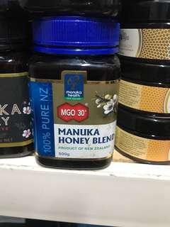 Manuka health mgo 30 500g