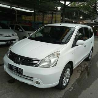 Grand livina xv 2011 matic, istimewa