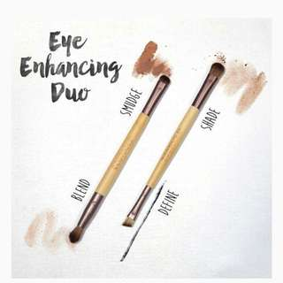 Ecotools enhancing eye brush set